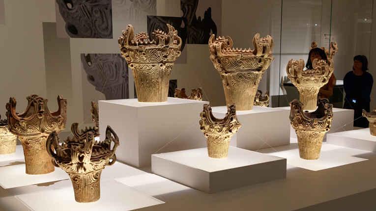 Cerâmicas da era Jomon