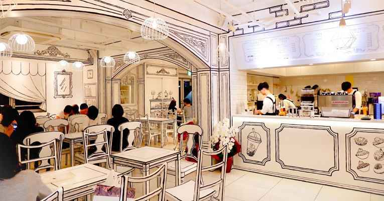 Cafés Instagramáveis