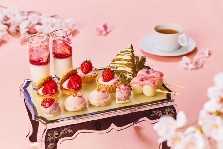 Chá da tarde do Café Zelvoca