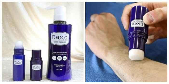Desodorante Deoco