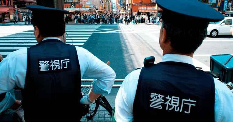 Leis de trânsito no Japão