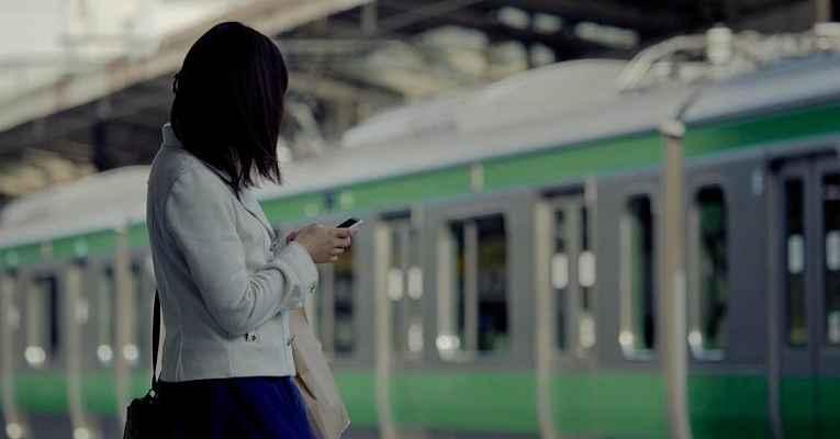 Mulher japonesa Twitter