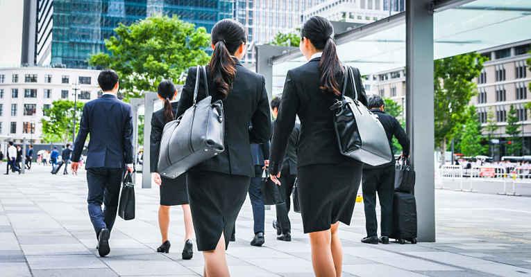 Dificuldades financeiras no Japão