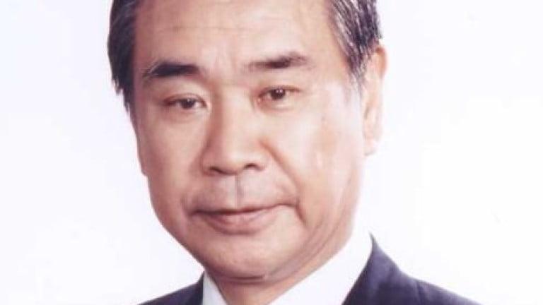 Ex primeiro ministro do Japão