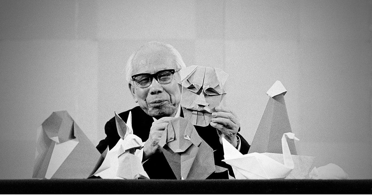 Mestre do origami