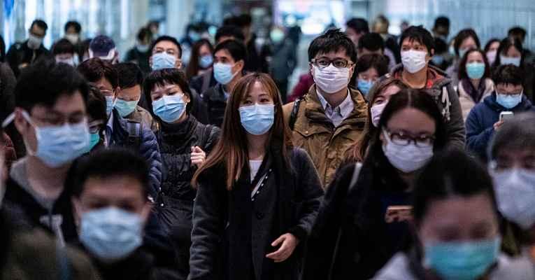 Homem com Covid-19 espalha vírus no Japão