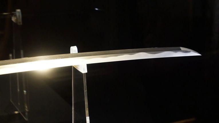 Detalhes da lâmina