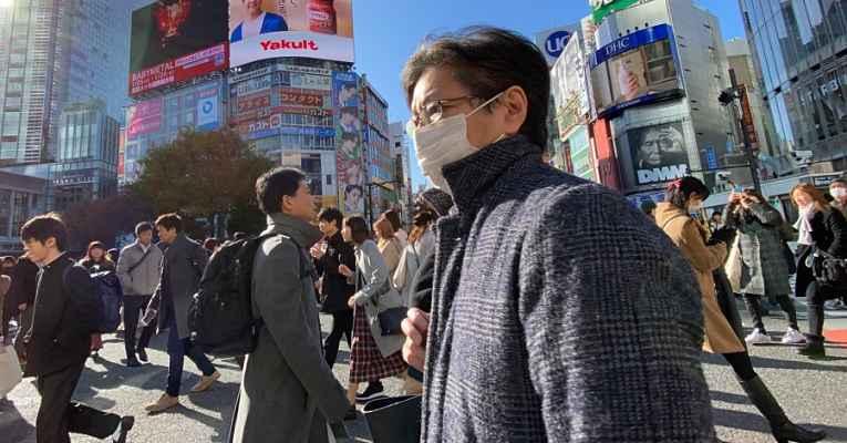 Eventos cancelados no Japão