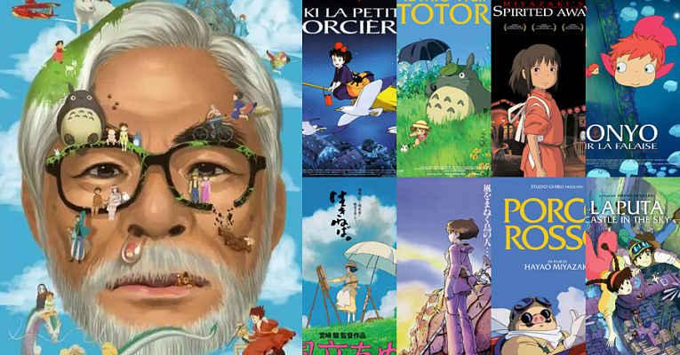 Filmes Studio Ghibli