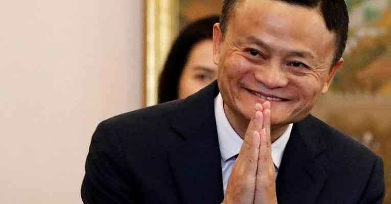 Jack Ma faz doação ao Japão