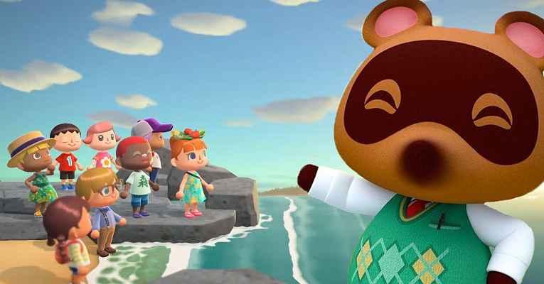 Jogo Animal Crossing