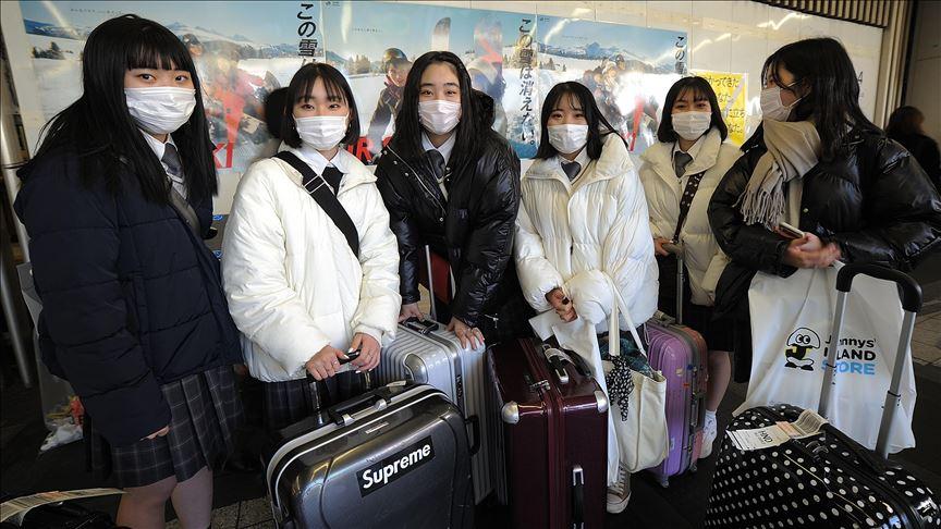 Viajantes da Coreia do Sul