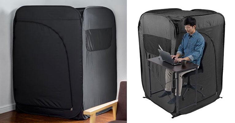 barraca de privacidade japonesa