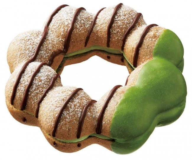 Mister Donut Matcha