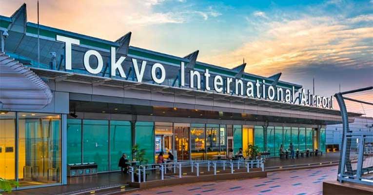 aeroporto japao
