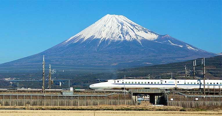 shinkansen trem-bala