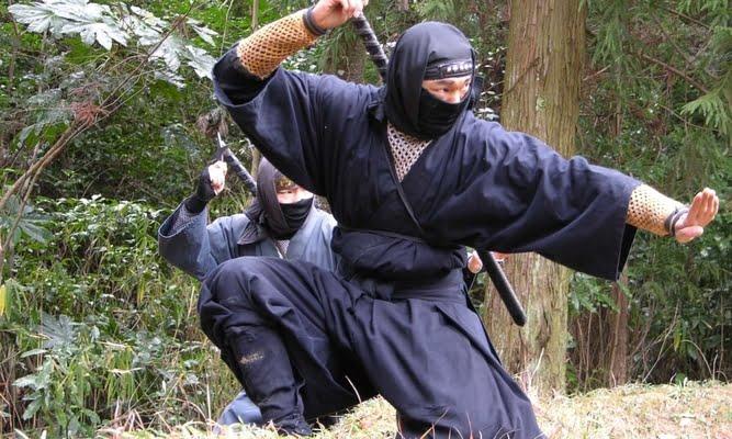 Ninjas: Verdade ou ficção?