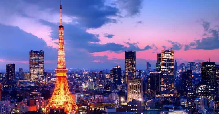 Japão é o destino preferido após a pandemia